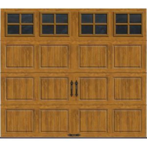 wooden garage door installation madison wi