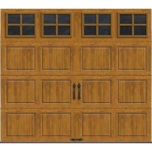 wooden garage door installation madison wi